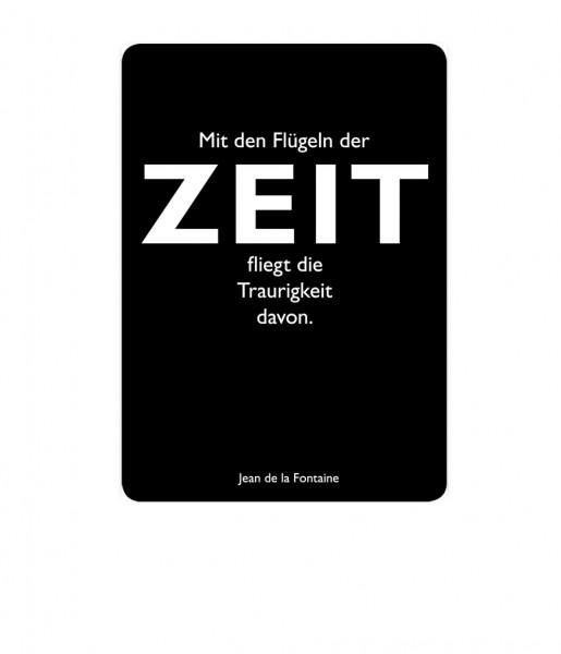 Postkarte Fontaine Zeit | CEDON