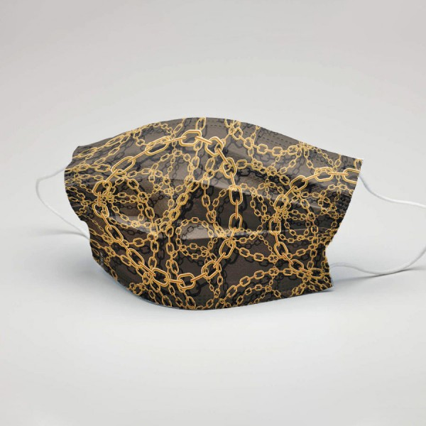 Fashion Mundschutz Collier