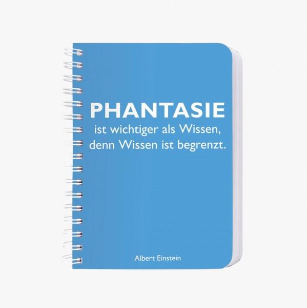 CEDON Ringbuch A6 Einstein, Phantasie