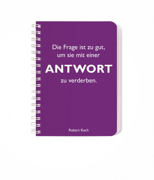 Ringbuch Antwort DIN A6 | CEDON