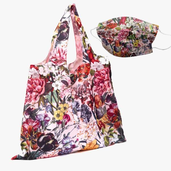 Taschenset Blumengruß