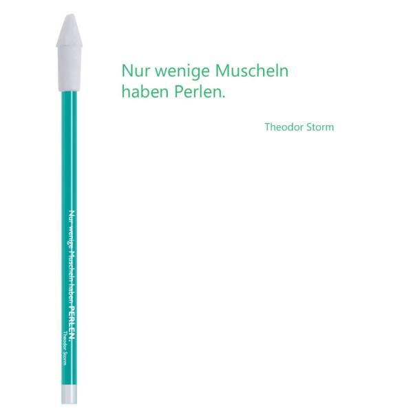 CEDON Bleistift gruen - Theodor Storm Muscheln
