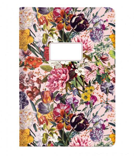 Heft Blumengruß DIN A4