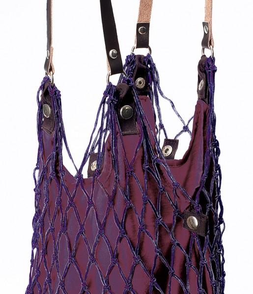 Kulturbeutel de Luxe violet   CEDON