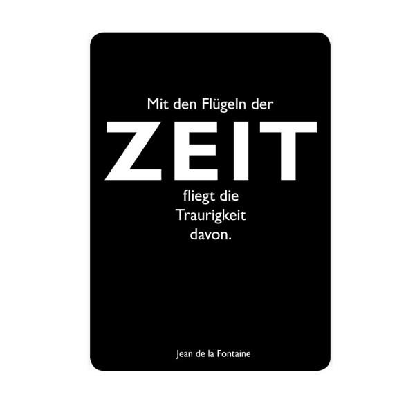 CEDON Postkarte Fontaine Zeit