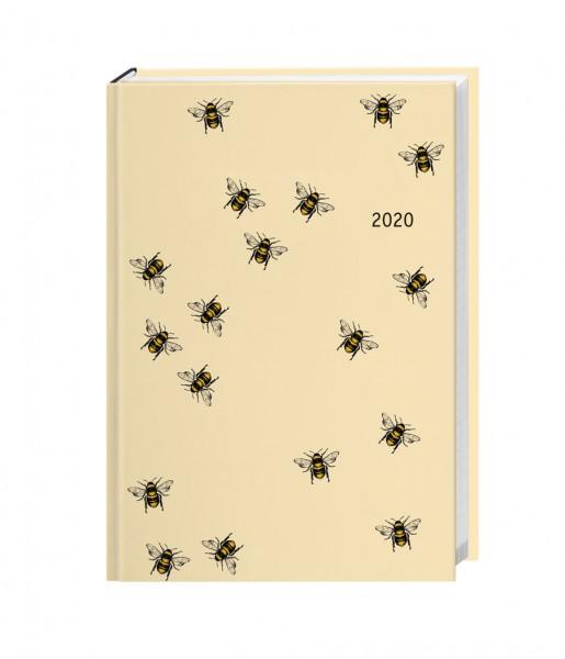 Kalenderbuch Honey Bee DIN A5 | Arthesia