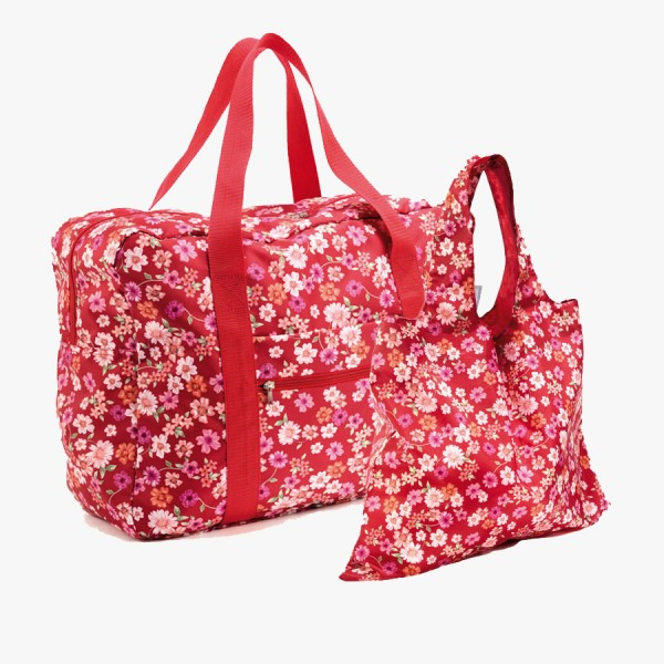 CEDON Taschenset Blüten rot