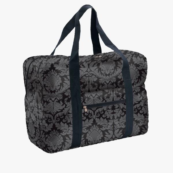 CEDON Easy Travel Bag Hofdamast schwarz