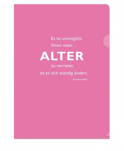 Dokumentenhülle Alter | CEDON