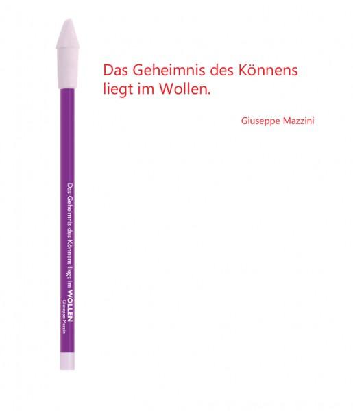 Bleistift rot Wollen | CEDON