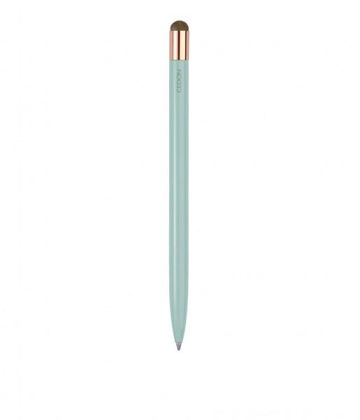 Kugelschreiber Touch Pen mint | CEDON