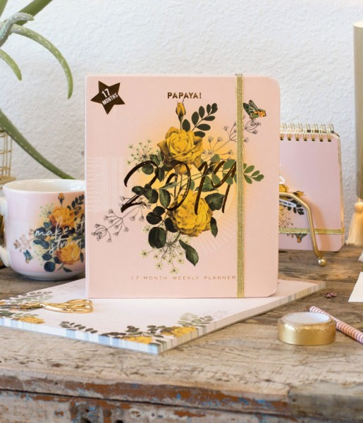 Papaya! Kalender 2019 Roses