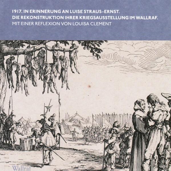 1917 - In Erinnerung an Luise Straus-Ernst
