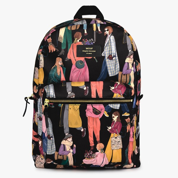 Backpack Girls