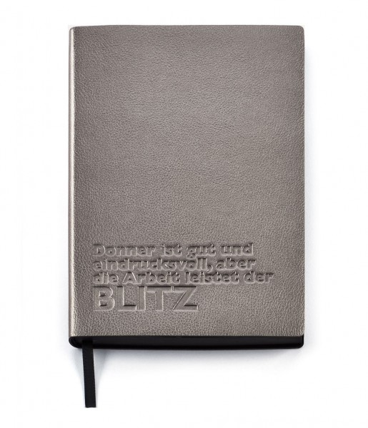 Notizbuch Blitz DIN A5 | CEDON