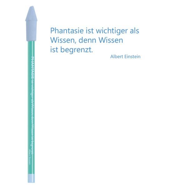 CEDON Bleistift blau - Albert Einstein Phantasie