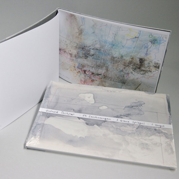 Gerhard Richter - 54 Zeichnungen, 3 Spiegel, 1 Kugel