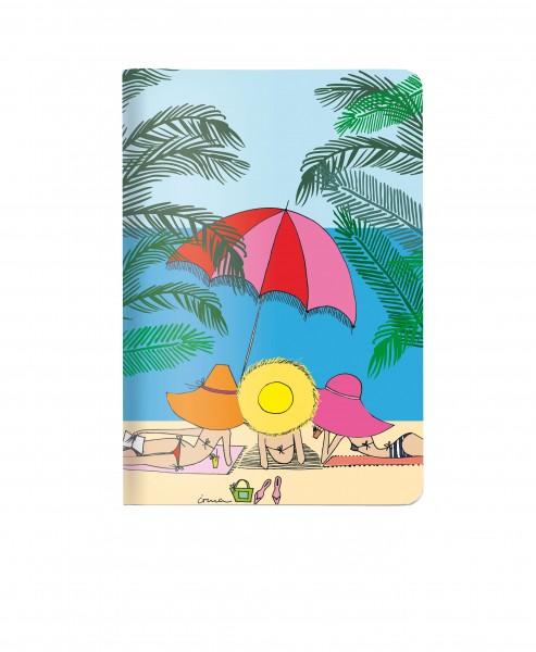 CEDON Heft A5 Irma's World, Beach