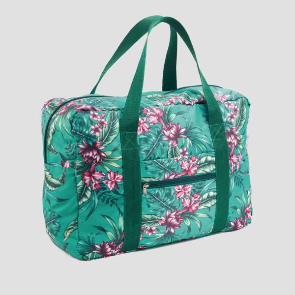 CEDON Travel Bag Tropical Green