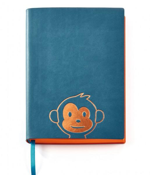 Notizbuch Monkey Design DIN A5 | CEDON
