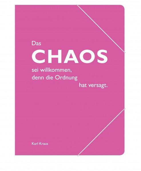 Sammelmappe Chaos | CEDON