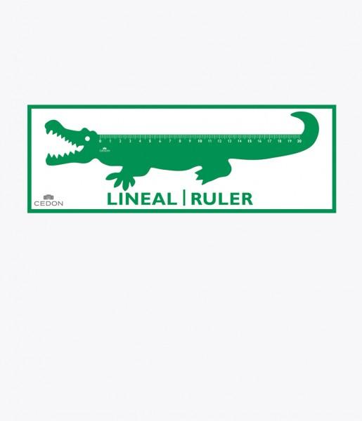 Lineal Krokodil