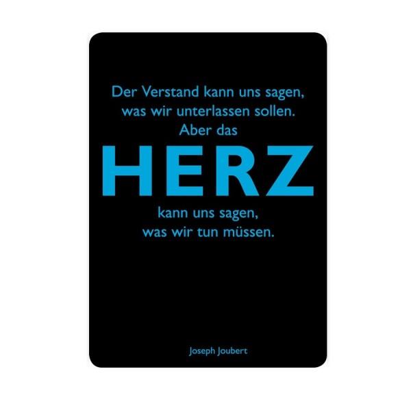 CEDON Postkarte Joubert Herz