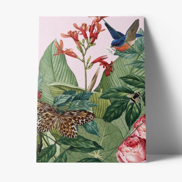 Sammelmappe Lovebird
