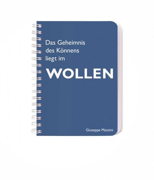 Ringbuch Wollen DIN A6 | CEDON