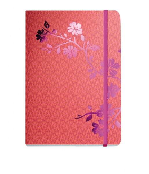 Notizbuch Blossom pink DIN A5   CEDON