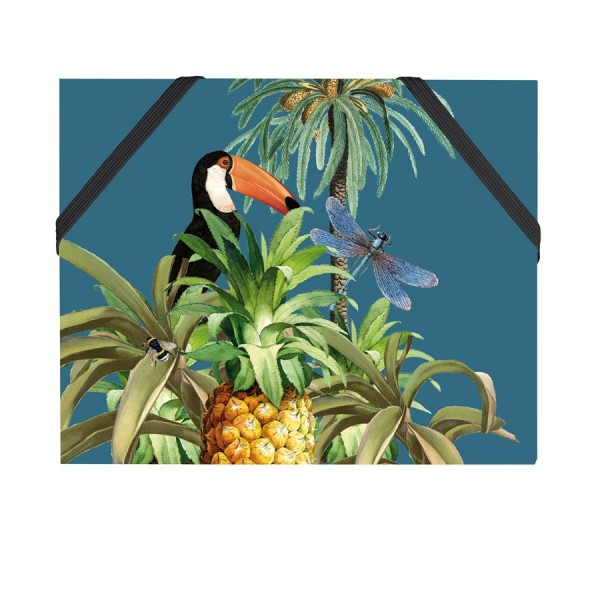 Mäppchen Toucan