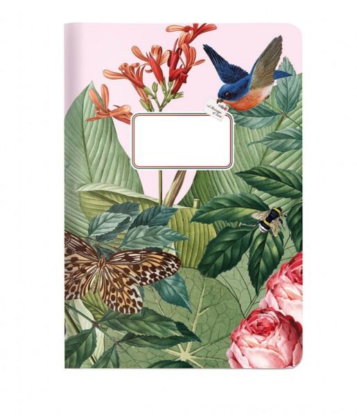Heft Lovebird DIN A5 | CEDON