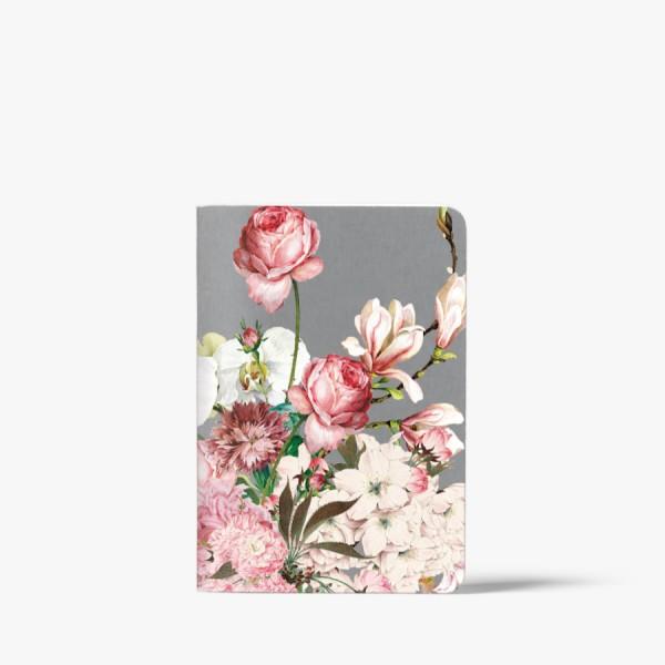 CEDON Heft A6 Bouquet Rose