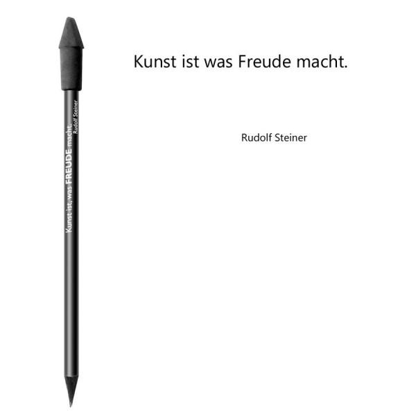 CEDON Bleistift schwarz - Rudolf Steiner Freude