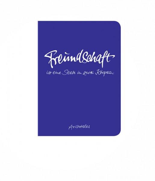 Heft Freundschaft DIN A6 | CEDON