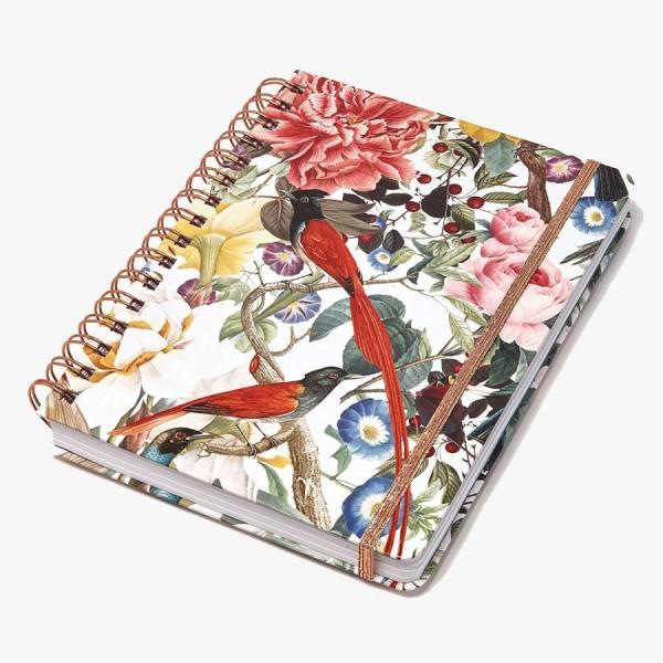 Ringbuch Red Birdies