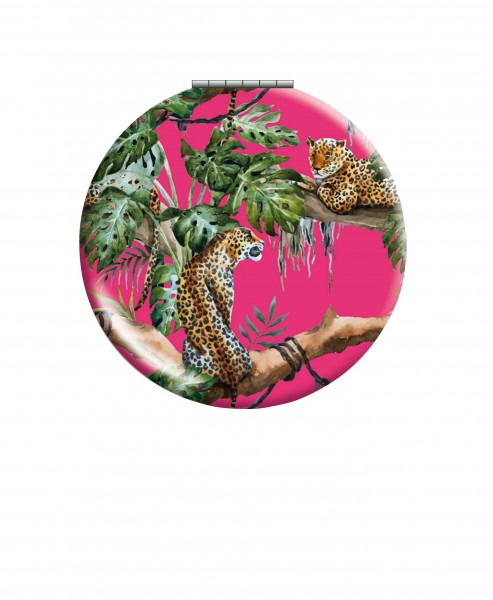 Klappspiegel Leopard | CEDON