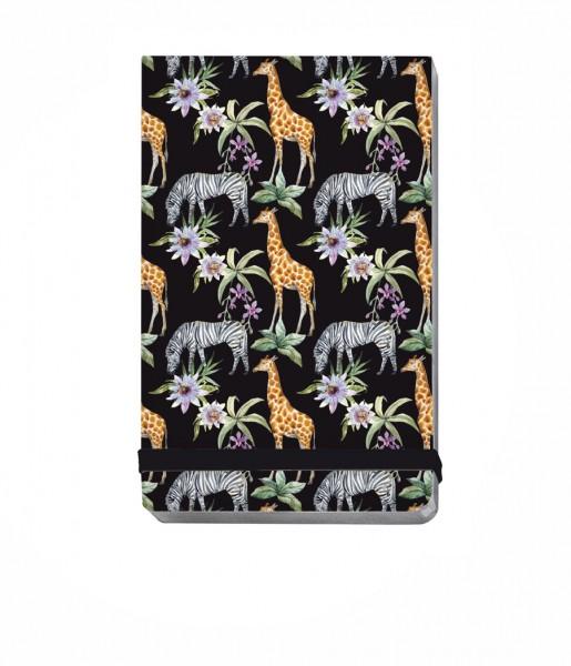 CEDON Taschenblock Giraffe