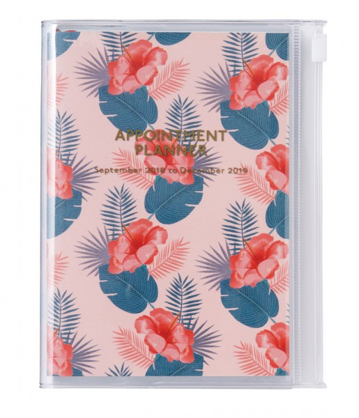 Mark's Kalender Wild Pattern Flower 2019