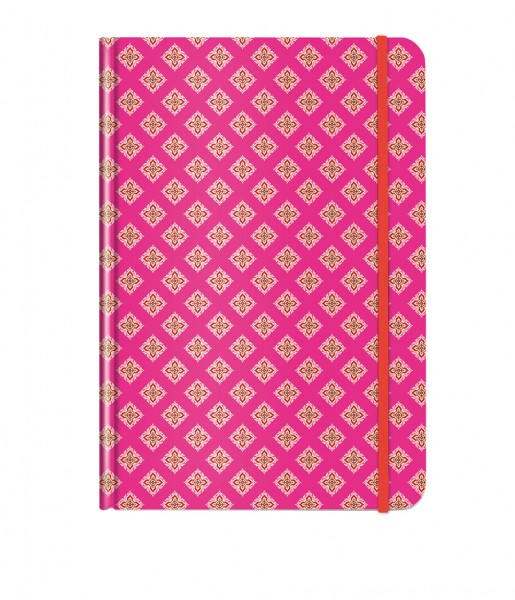 Notizbuch Ornament Pink DIN A5 | CEDON