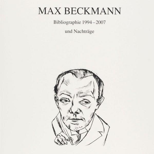 Max Beckmann, Bibliographie, Band 9