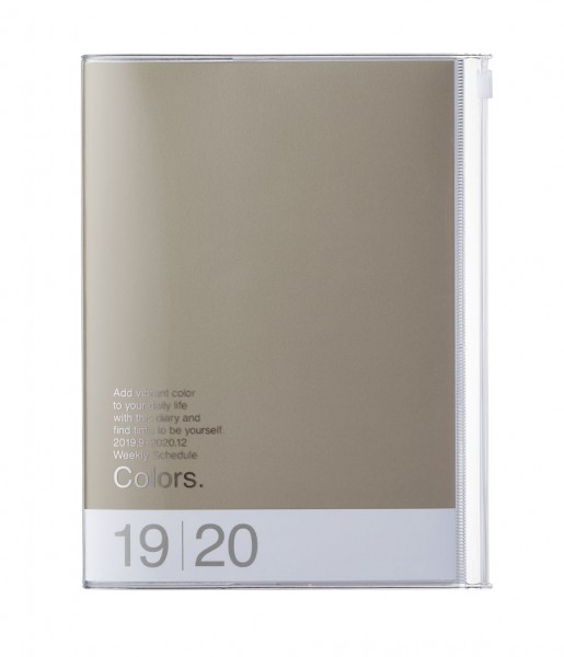 Mark's Kalender 2020 Colours grau