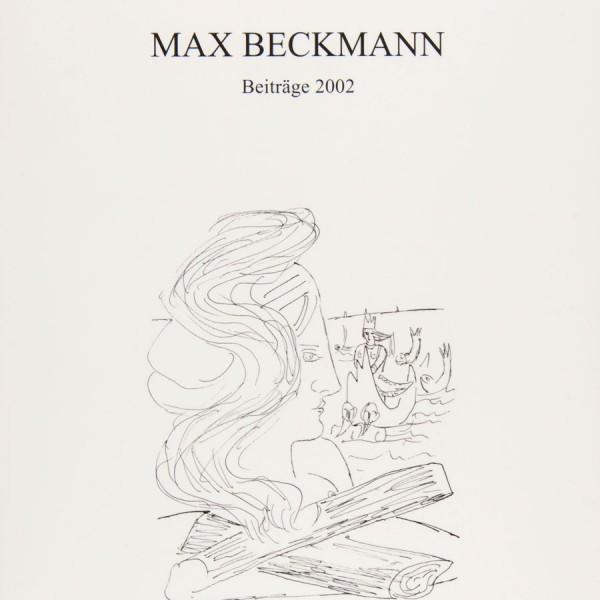 Max Beckmann Beiträge 2002