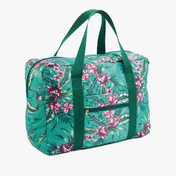 CEDON Travel Bag Tropical Green