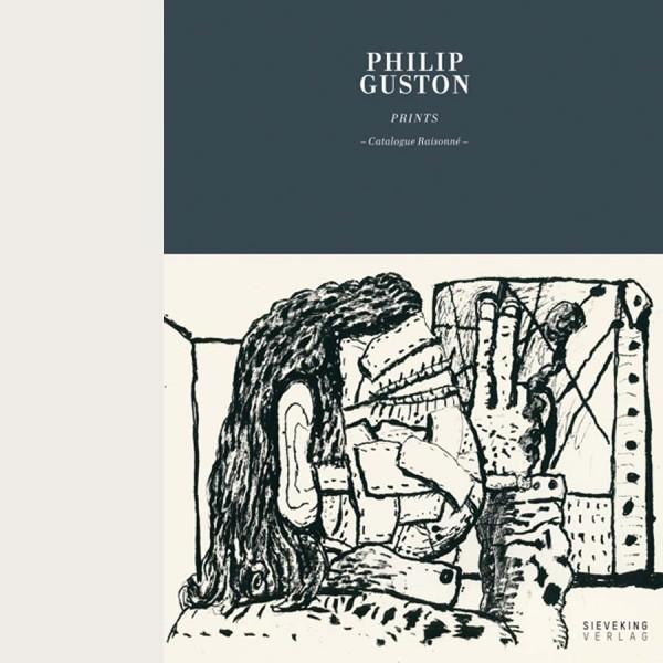 Guston, Philip. Prints