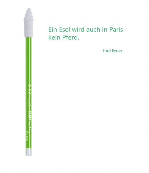 Bleistift grün Paris | CEDON