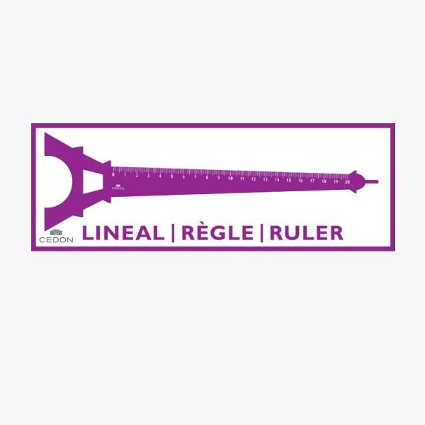 Lineal Eiffelturm