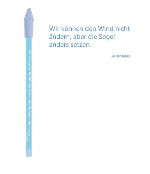 Bleistift blau Wind | CEDON